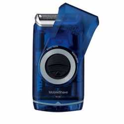 Procter and Gamble Braun Mobile Shave Blue