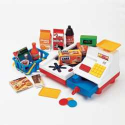 Learning Resources Supermarket Checkout Play Set