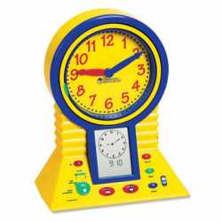 Learning Resources Talking Clever Clock