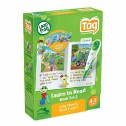 LeapFrog Enterprises Tag Learn to Read Phonics 2